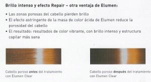 El efecto Repair de Elumen