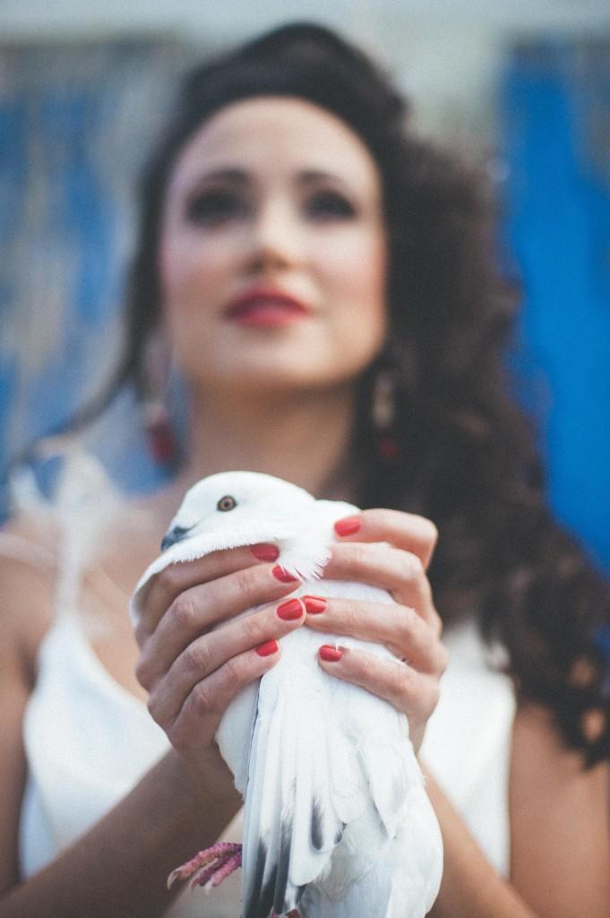 Megan NatiBIKINIBIRDIE 11 681x1024 Fotos fantásticas de la sesión de novia con el estilismo de Art en Tall