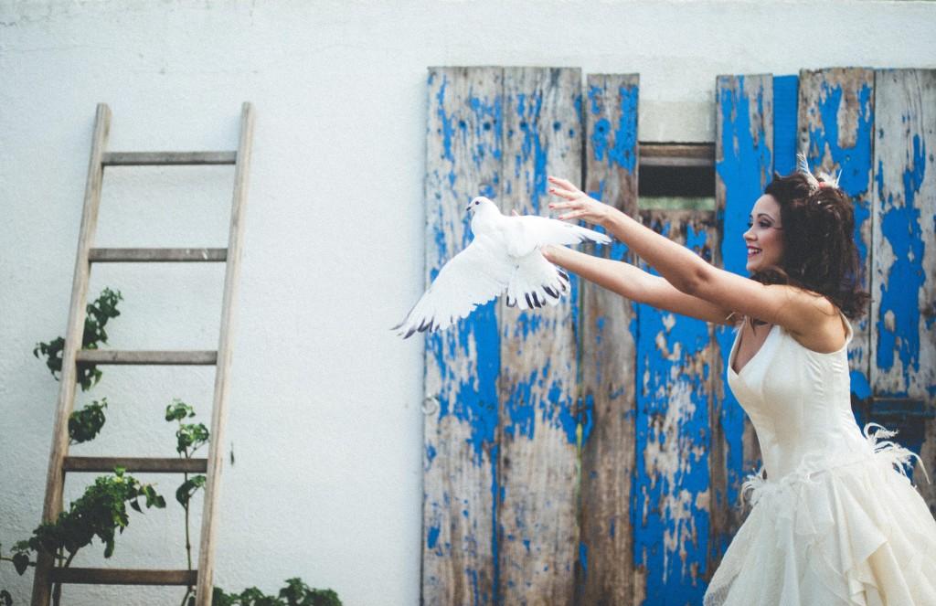 Megan NatiBIKINIBIRDIE 12 1024x663 Fotos fantásticas de la sesión de novia con el estilismo de Art en Tall