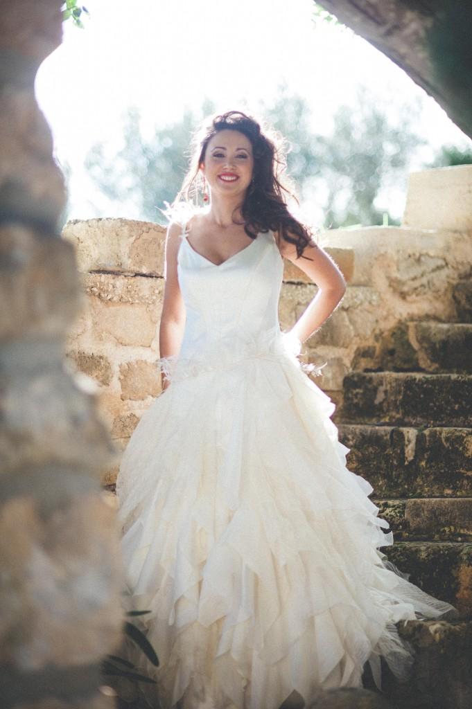 Megan NatiBIKINIBIRDIE 2 681x1024 Fotos fantásticas de la sesión de novia con el estilismo de Art en Tall