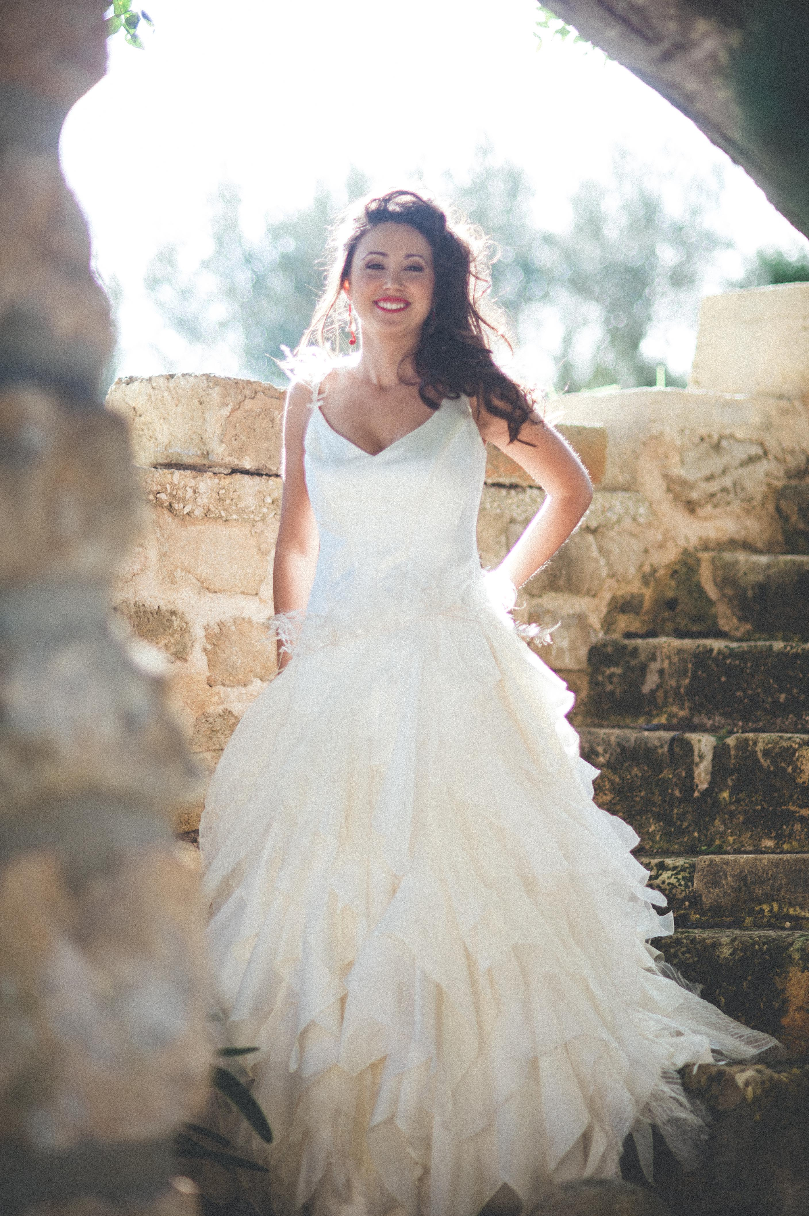 Vestidos de novia Tall