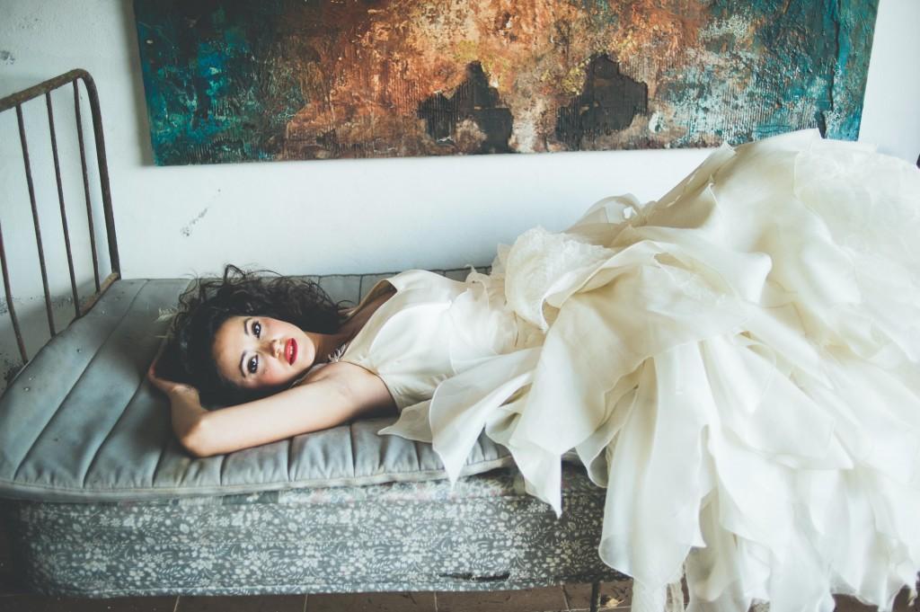 Megan NatiBIKINIBIRDIE 25 1024x681 Fotos fantásticas de la sesión de novia con el estilismo de Art en Tall