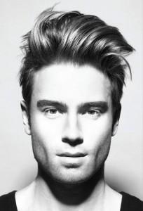 Tendencia corte para hombre mucho volumen superior en Art en Tall peluquería y estética Jávea
